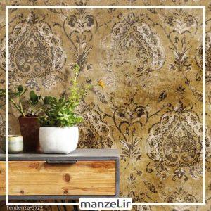 کاغذ دیواری گلدار Tendenza کد 3722