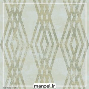 کاغذ دیواری اشکال هندسی Tendenza کد 3763