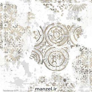 کاغذ دیواری اشکال هندسی Tendenza کد 9771