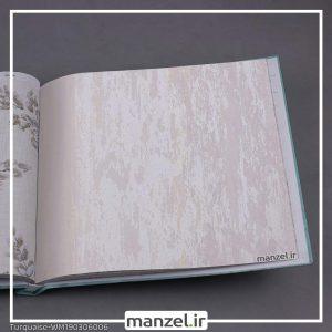 کاغذ دیواری پتینه Turquaise کد WM190306006