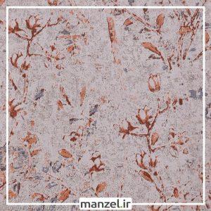 کاغذ دیواری گلدار Turquaise کد WM190307004