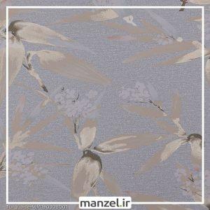 کاغذ دیواری گلدار Turquaise کد WM190308001