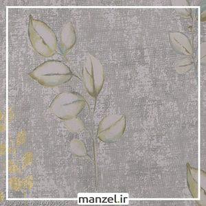 کاغذ دیواری برگ Turquaise کد WM190308004