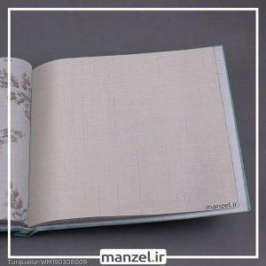کاغذ دیواری ساده Turquaise کد WM190308009