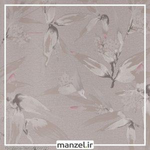 کاغذ دیواری گلدار Turquaise کد WM190308025