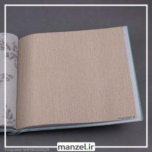 کاغذ دیواری راه راه Turquaise کد WM190308029