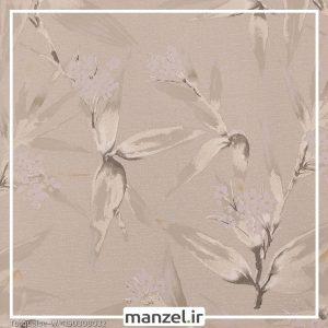 کاغذ دیواری گلدار Turquaise کد WM190308032
