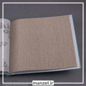 کاغذ دیواری راه راه Turquaise کد WM190308036