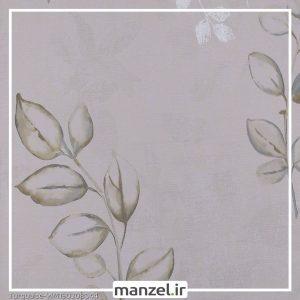کاغذ دیواری برگ Turquaise کد WM190308044