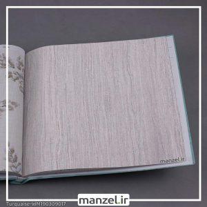 کاغذ دیواری راه راه Turquaise کد WM190309017