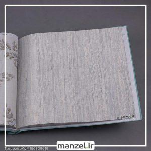 کاغذ دیواری راه راه Turquaise کد WM190309019
