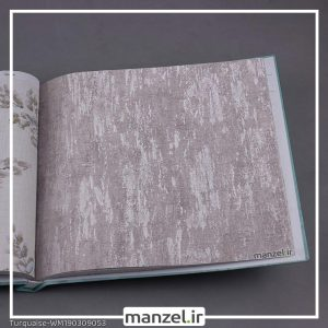 کاغذ دیواری پتینه Turquaise کد WM190309053