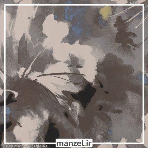 کاغذ دیواری گلدار Turquaise کد WM190310043
