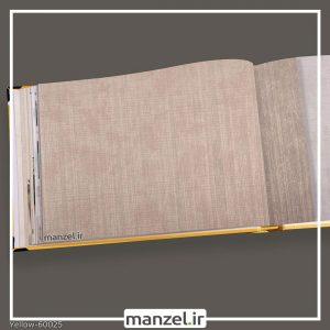 کاغذ دیواری ساده yellow کد 60025