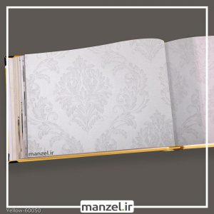 کاغذ دیواری داماسک yellow کد 60050