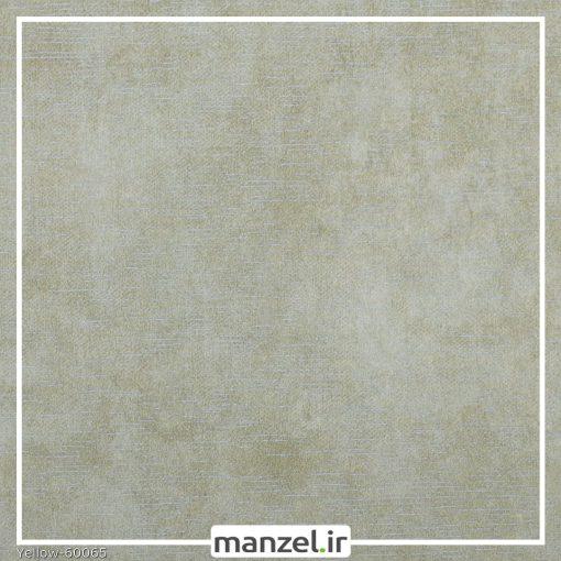 کاغذ دیواری ساده yellow کد 60065