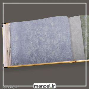 کاغذ دیواری داماسک yellow کد 60095