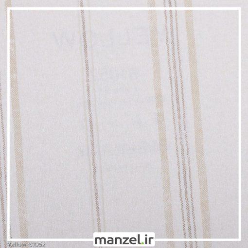 کاغذ دیواری راه راه yellow کد 61052