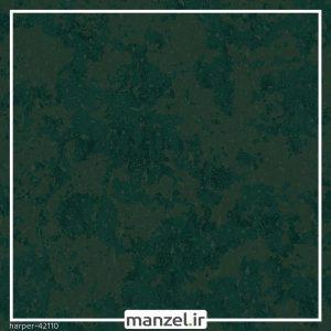 کاغذ دیواری پتینه harper کد 42110