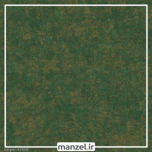 کاغذ دیواری پتینه harper کد 42406