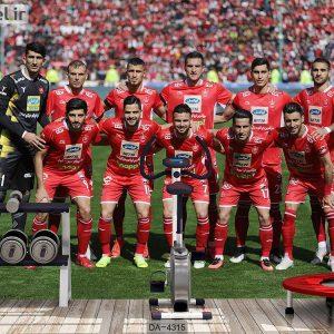 پوستر دیواری تیم فوتبال پرسپولیس کد DA-4315