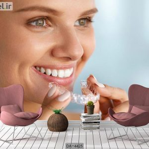 پوستر دیواری دندانپزشکی کد DA-4425
