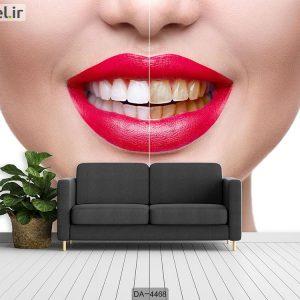 پوستر دیواری دندانپزشکی کد DA-4468