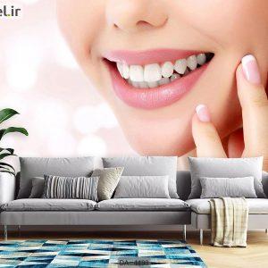 پوستر دیواری دندانپزشکی کد DA-4498