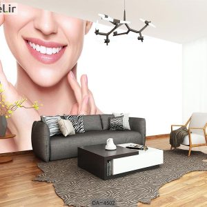 پوستر دیواری دندانپزشکی کد DA-4502