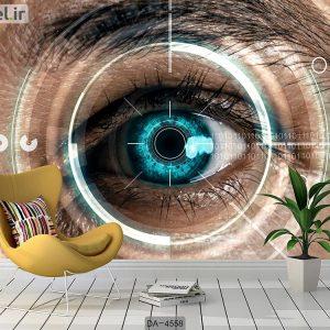 پوستر دیواری چشم پزشکی کد DA-4558