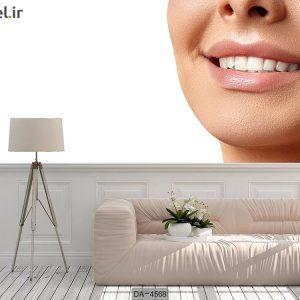 پوستر دیواری دندانپزشکی کد DA-4568