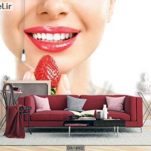پوستر دیواری دندانپزشکی کد DA-4602