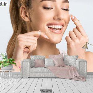 پوستر دیواری دندانپزشکی کد DA-4638