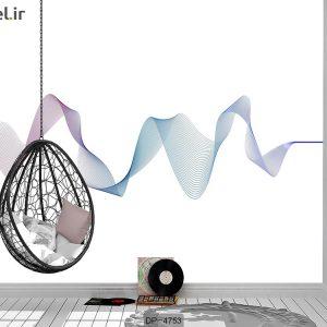 پوستر دیواری طرح موسیقی کد DP-4753