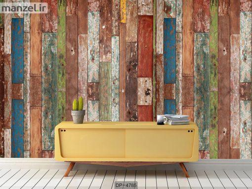 پوستر دیواری چوب کد DP-4785