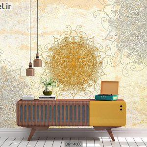 پوستر دیواری طرح کلاسیک کد DP-4800