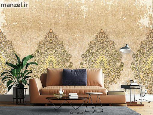 پوستر دیواری طرح کلاسیک کد DP-4803