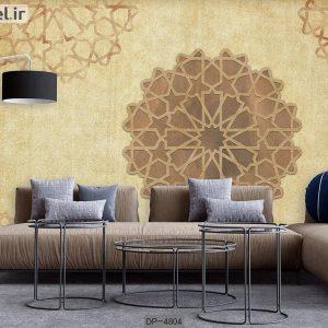 پوستر دیواری طرح کلاسیک کد DP-4804